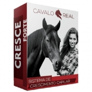 CAVALO REAL KIT SIST CRESC LOW POO 300ML