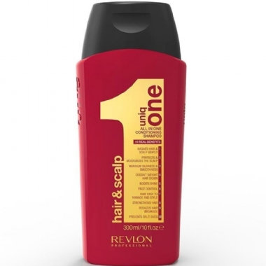 REVLON UNIQ ONE SHAMPOO 300ML