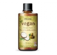 INOAR VEGAN SHAMPOO 500ML
