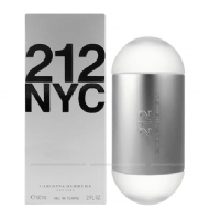 CAROLINA HERRERA 212 NYC FEM EDT 60ML