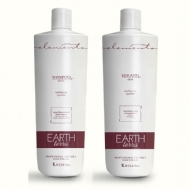 ELEMENTS ESCOVA PROGRESSIVA KERATIN EARTH 2x1L