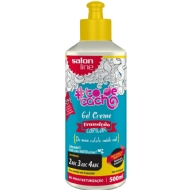 SALON LINE TODECACHOS GEL CREME DO MEU CAB CUIDO EU 500ML