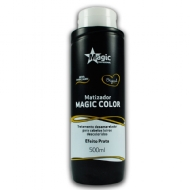 MAGIC COLOR MASC EFEITO PRATA 500ML