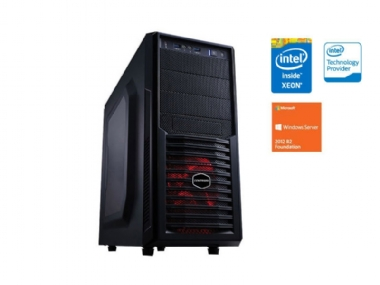 Servidor Intel Windows Server EQP-1Hd