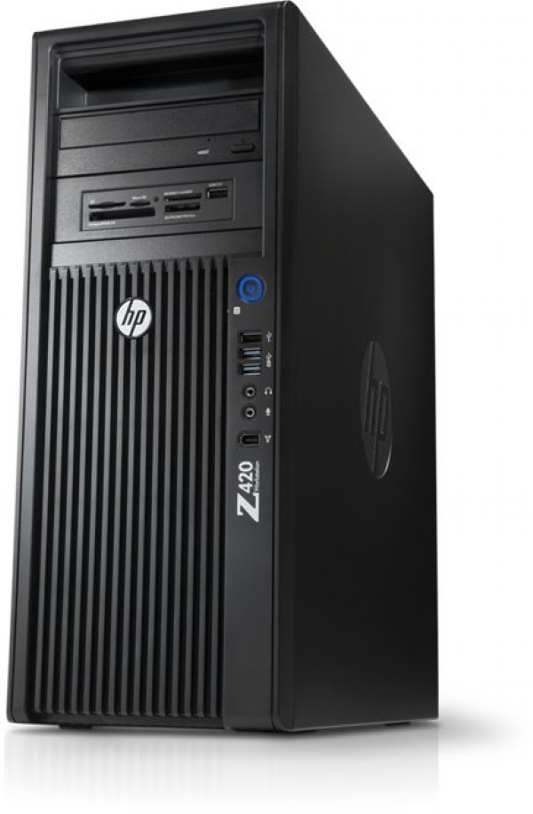 WORKSTATION HP Z420  XEON E5-1620 IMG-984905