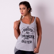 Camiseta Fitness Be Harder