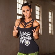 Camiseta Fitness Atlhetic