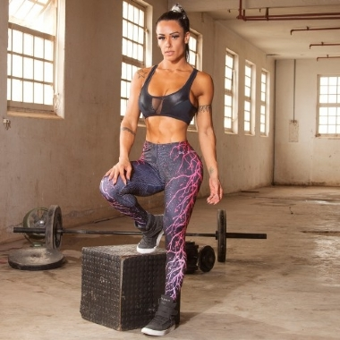 Legging Fitness Digital Thunders