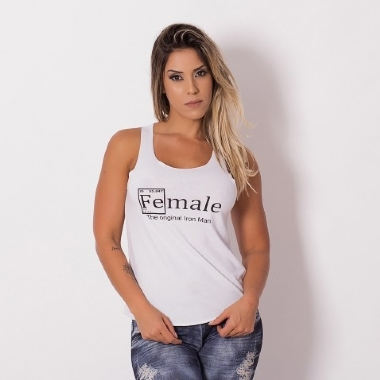Camiseta Fitness Female