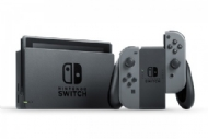 CONSOLE NINTENDO SWITCH 32GB GRAY EUROPEU