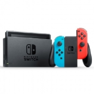 CONSOLE NINTENDO SWITCH 32GB NEON BLUE NEON RED EUROPEU