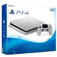 CONSOLE SONY PLAYSTATION 4 500GB SLIM PRATA