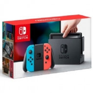 CONSOLE NINTENDO SWITCH 32GB NEON BLUE NEON RED