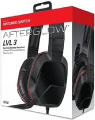 NINTENDO SWITCH HEADSET AFTERGLOW LVL 3