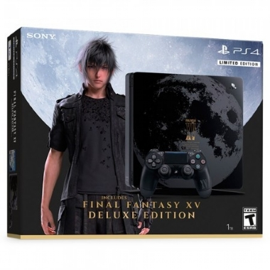 CONSOLE SONY PLAYSTATION 4 1TB FINAL FANTASY XV EDITION