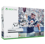 CONSOLE XBOX ONE S 1 TERA BUNDLE MADDEN 17