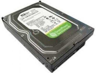 HD 1TB 7200RPM 64MB SATA III 3,5 para desktop Western Digital AV-GP WD10EURX - New Pull