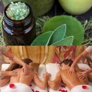 Day Spa Casal 90 minutos