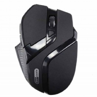 Mouse Gaming Optico Hardline 2400dpi Ms26