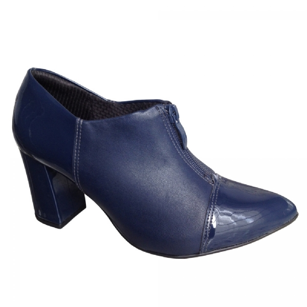 Ankle Boot Piccadilly 746003 Bico Fino