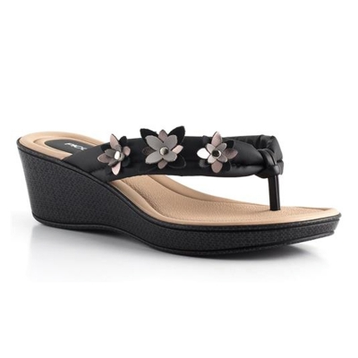 Chinelo Alto Piccadilly 540212 c/ Flores
