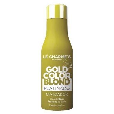LE CHARMES GOLD COLOR BLOND 300ML