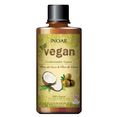 INOAR VEGAN CONDICIONADOR 500ML