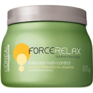LOREAL FORCE RELAX MASC NUTRI CONTROL 500G