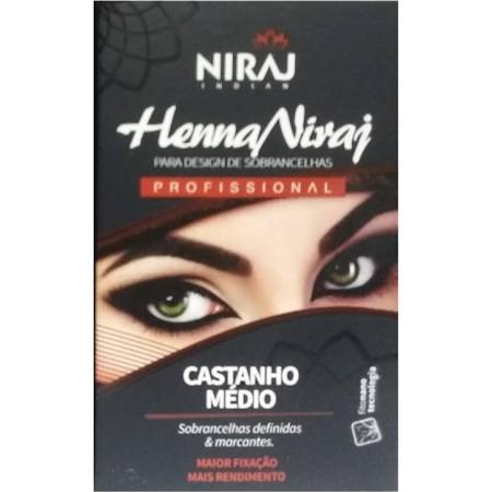 NIRAJ HENNA KIT CAST MEDIO