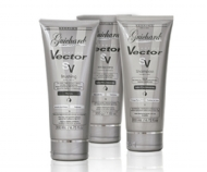 SHAMPOO + MÁSCARA + BRUSHING SEALING VECTOR 200 ML CADA
