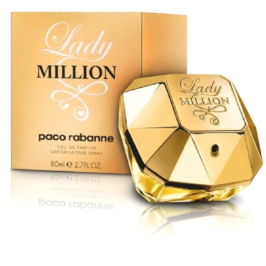 Perfume Lady Million - Paco Rabanne