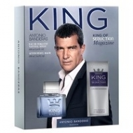 Antonio Banderas King of Seduction + Pós Barba