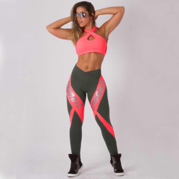 Legging Fitness Stronger