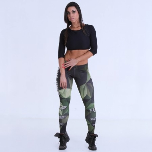 Legging Fitness Hard Training