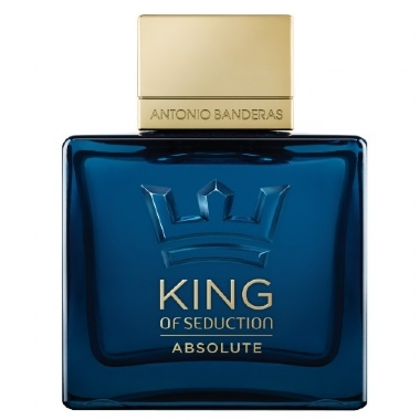 Antonio Banderas King of Seduction Absolute + Pós Barba