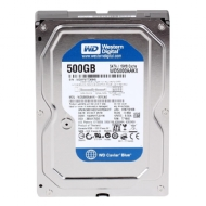 Hd Interno 500gb Western Digital Blue Sataiii 7200rpm 32mb Wd5000azlx