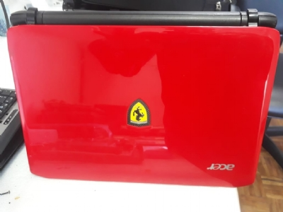 Notebook Acer Ferrari F0200-1945 Dualcore/4gb/hd500/11.6