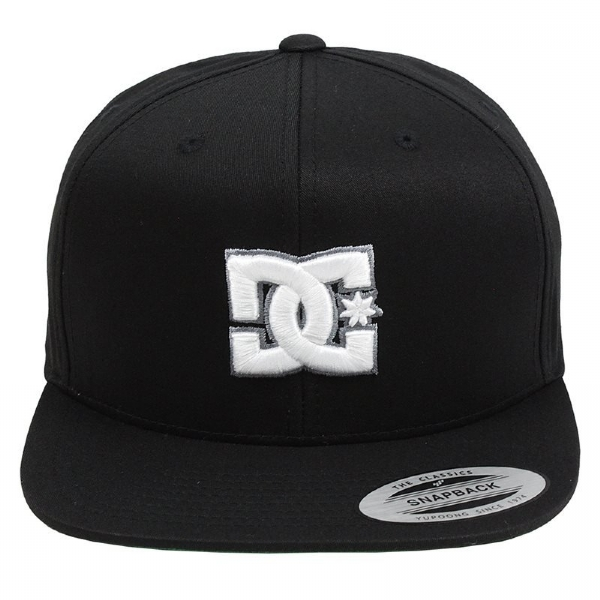 ac5821151172e Boné DC shoes snappy preto 78.80.2824