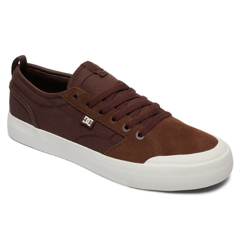 Tênis Dc Shoes Evan Smith Adys300286 marrom  04c1f30df35dd