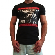CAMISETA LEATHER CITY